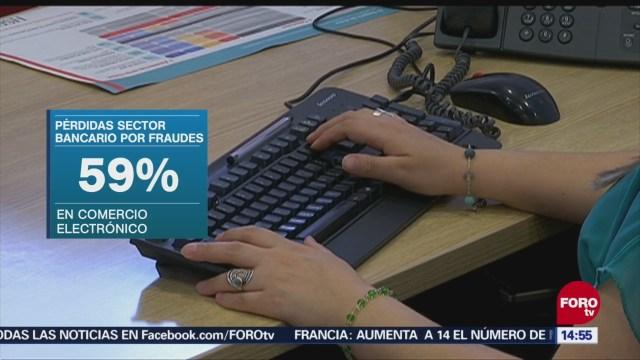Fraude genera 9,232 mdp en pérdidas a bancos: Condusef
