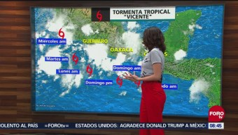 Clima Sábados De Foro Daniela Álvarez El clima de Sábados de Foro con Daniela Álvarez
