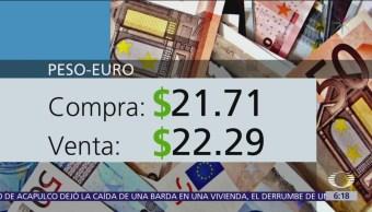 El dólar se vende en 19.19