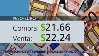 El dólar se vende en 19.21