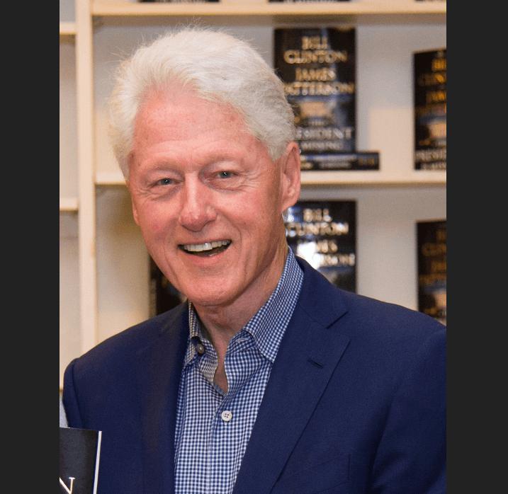 El expresidente de Estados Unidos Bill Clinton. (AP, archivo)
