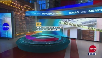 El impacto en las portadas de los principales diarios del 22 de octubre del 2018