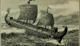 encuentran-naufragio-2500-anos-perfectas-condiciones-imagen-ilustrativa-trirreme