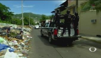 Exalcalde De Acapulco No Justifica Ausencia Armas Perdidas