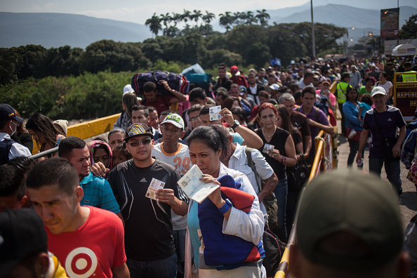 Crean una policía migratoria en Venezuela que controlará las fronteras