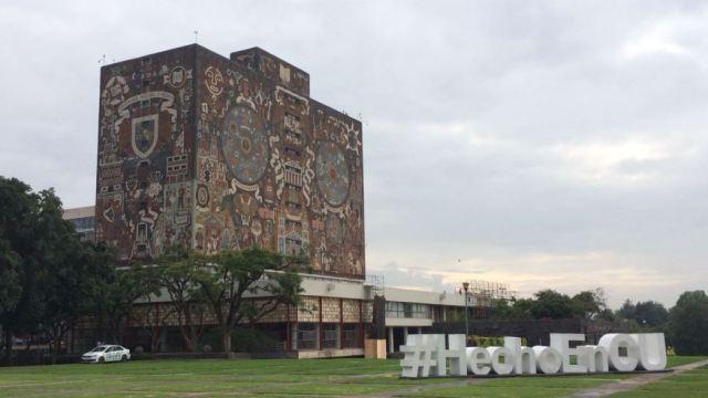 Imagen ilustrativa de Ciudad Universitaria, en la CDMX