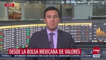 Explican comportamiento de flujos de inversión en México