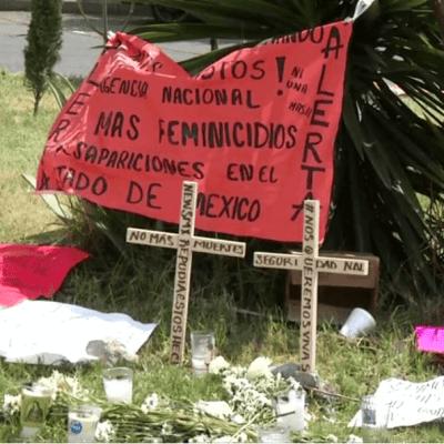 Familiares de víctimas escuchan declaraciones de feminicidas de Ecatepec