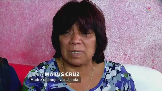 Familiares Víctimas Feminicida Ecatepec Ofrecen Conferencia