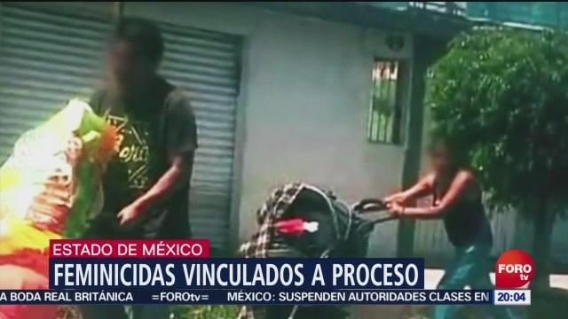 Feminicidas Ecatepec Vinculados Proceso Monstruo de Ecatepec