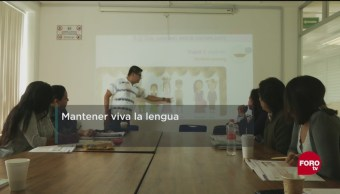 Fes Aragón Rescatar Lengua Indígena Oaxaca