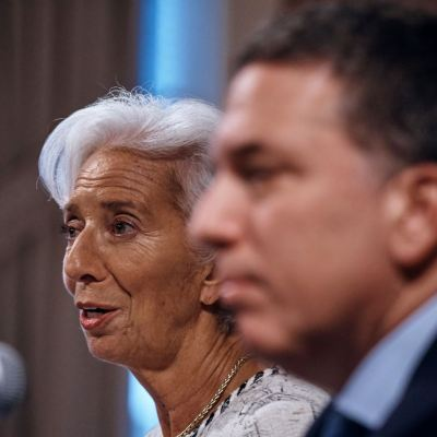 FMI abre oficina en Argentina, monitoreará compromisos fiscales