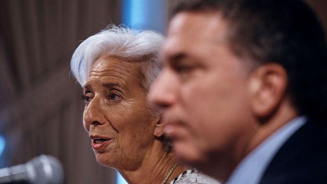 FMI abre oficina en Argentina, monitoreará compromisos