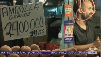 FMI prevé inflación de 10 millones por ciento para Venezuela