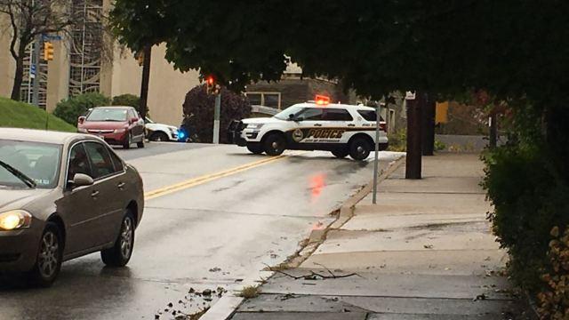 Reportan tirador activo en una sinagoga en Pittsburgh, EU