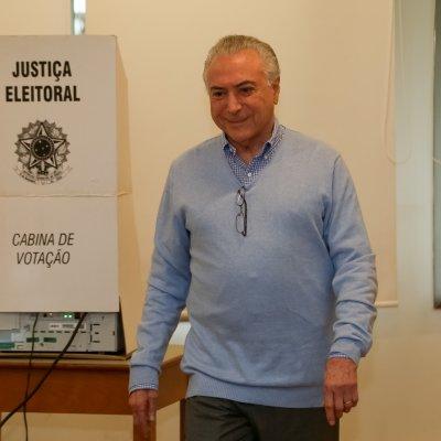 Policía brasileña pide que Michel Temer sea imputado por corrupción