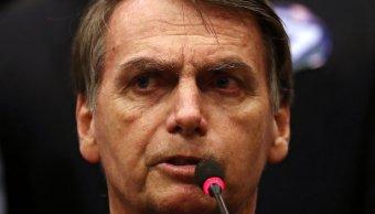 Abren investigación contra la campaña de Jair Bolsonaro