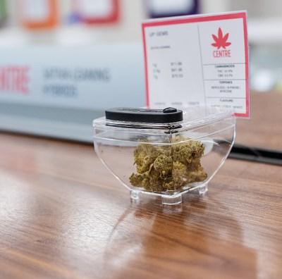 Estados Unidos recuerda a viajeros que es ilegal ingresar con marihuana de Canadá