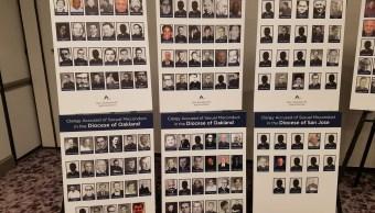 Publican lista de 263 curas pederastas en San Francisco
