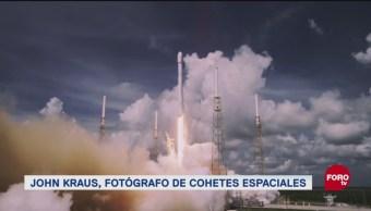 Fotos De Lanzamientos Cohetes Fotoperiodista John Kraus Lanzamiento De Cohetes Espaciales