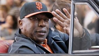 Muere el legendario beisbolista Willie McCovey