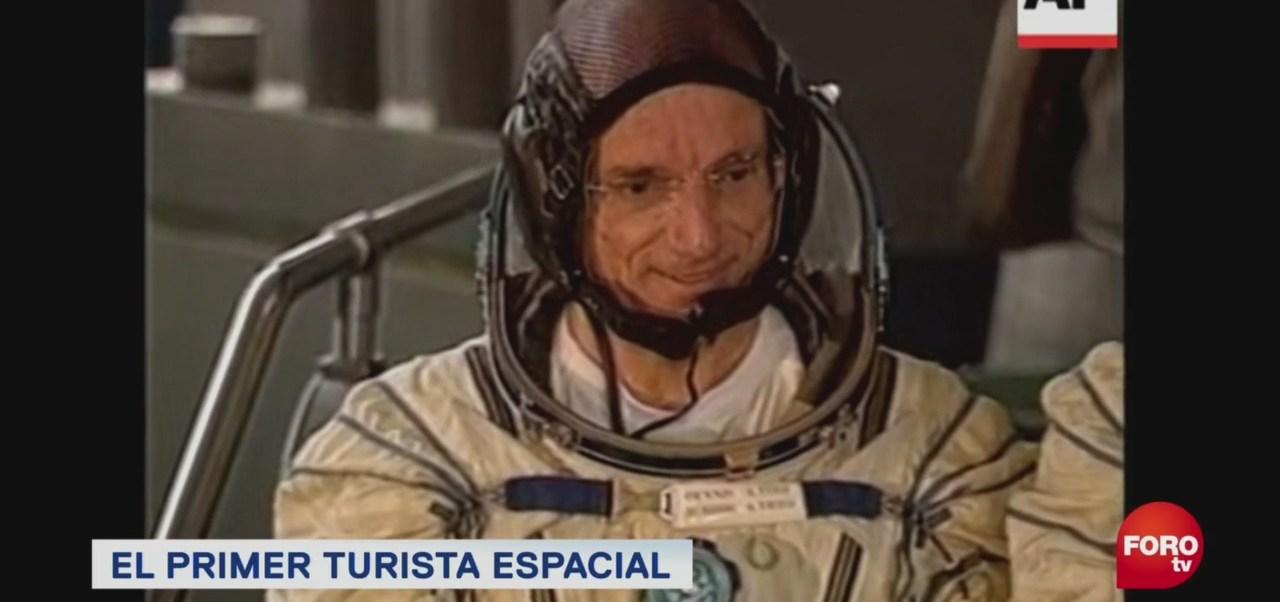Dennis Tito, El Primer Turista Espacial, Primer Civil Que Viajó Al Espacio, Estación Espacial Internacional, Eei, Cápsula Soyuz De Rusia, Nasa