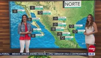 Frente frío número 6 llega a Coahuila, causa lluvias