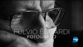 Fulvio Eccardi, Fotógrafo Biólogo Italia Naturalizado Mexicano Biodiversidad De México
