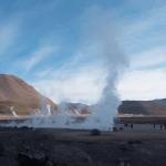 Atacama y los géiseres de El Tatio, testigo de Tierra viva