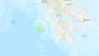 Sismo de 5.3 grados sacude la isla de Zante, en Grecia