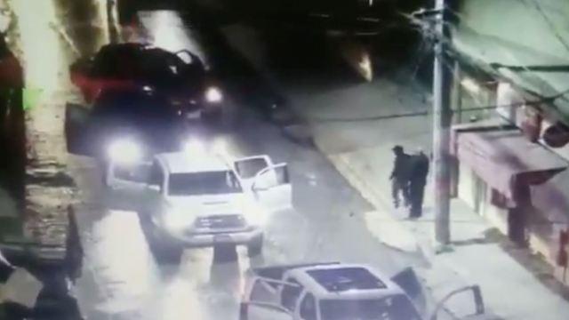 Investigan aparición de grupo armado en Naucalpan
