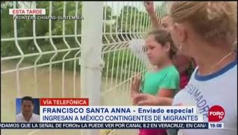 Guatemala Apoyará Migrantes Volver Honduras Módulos