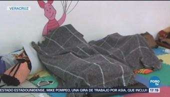 Habilitan Albergue Derrame Hidrocarburo Veracruz