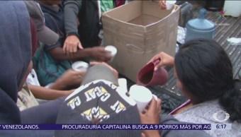 Habilitan tres albergues para migrantes en Guatemala