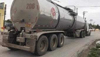 Hallan más de 27 mil litros de 'huachicol' en Tamaulipas