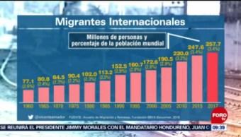 Historias Que Se Cuentan Migración, Especialista En Difusión De Datos, Vicente Amador, Crecimiento De La Migración
