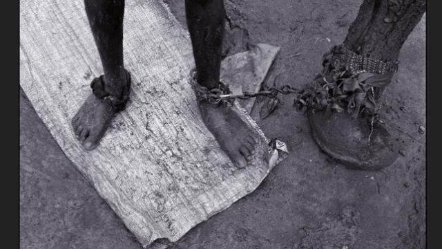 Salud mental: Cientos de enfermos, encadenados en Ghana