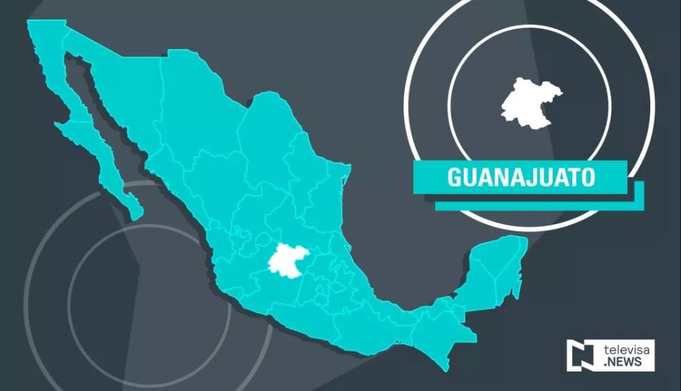 Huachicoleros de Guanajuato abandonan camioneta luego de incendiarse en Silao