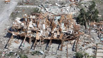 Trump irá a Florida y Georgia tras huracán Michael