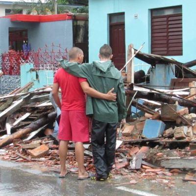 Cuba inicia la recuperación de zonas dañadas por el huracán 'Michael'
