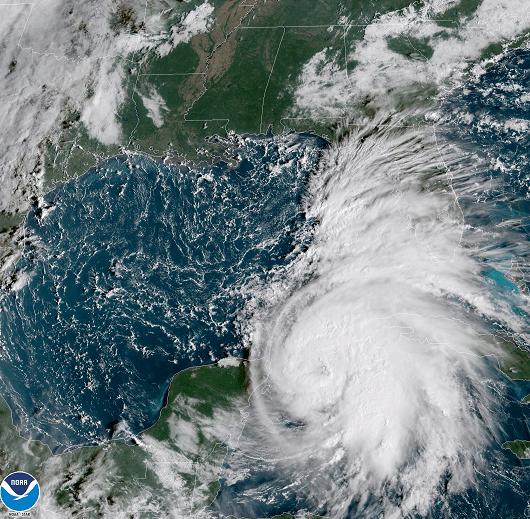 Florida decreta estado de emergencia por el huracán Michael