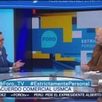 Ildefonso Guajardo detalla las negociaciones del acuerdo