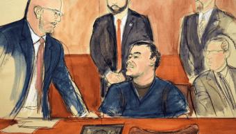 Corte fija audiencia para el 30 octubre en el caso del 'Chapo'
