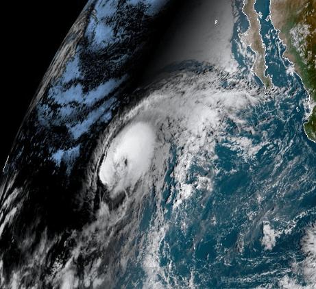 Baja California Sur se prepara ante avance de la tormenta Sergio