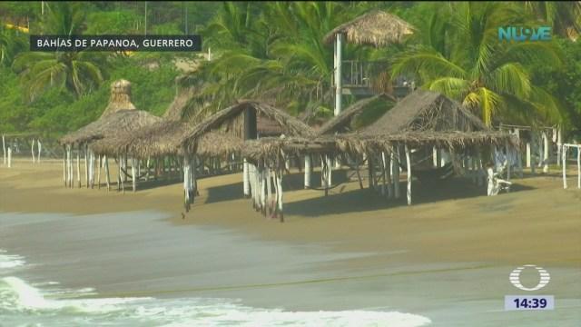 Inauguran en Guerrero playa para personas con discapacidades