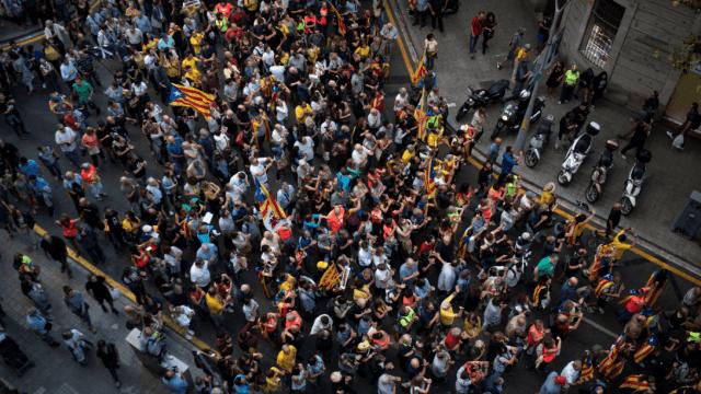 Cataluna conmemora primer aniversario de referendo