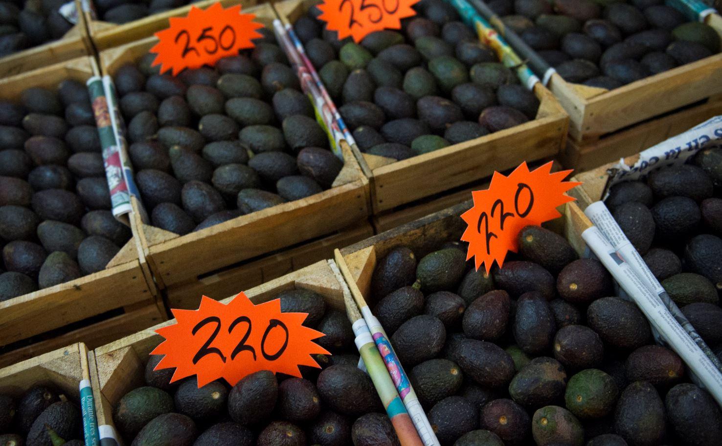 Avanza inflación en México y llega a 5.02 por ciento