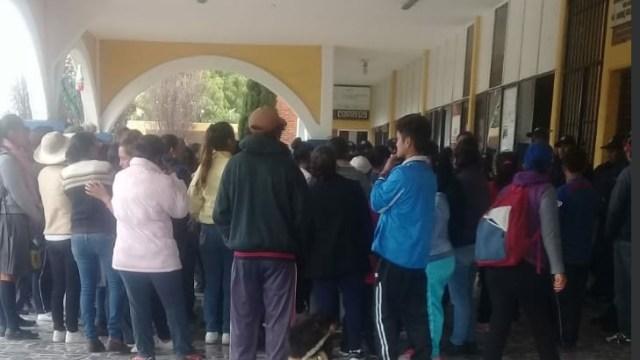 Linchados Puebla; investigan muerte de presunto delincuente