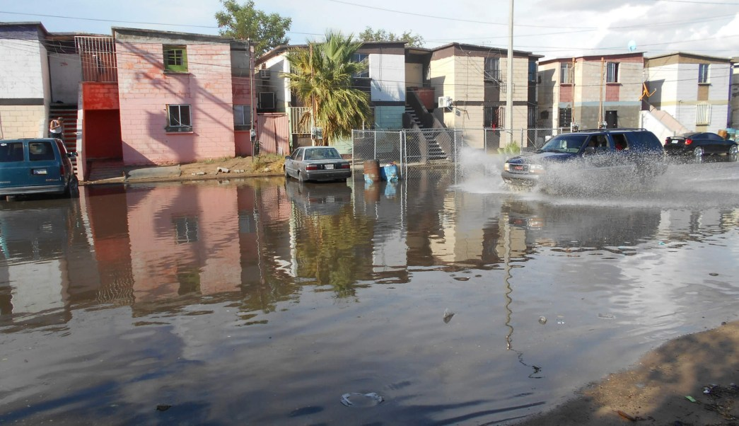 Clima Sonora hoy; habilitan albergues en Puerto Peñasco
