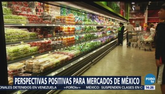 Inversionistas globales confían en mercados de México